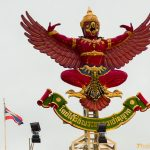 The Garuda: Thailand's National Emblem
