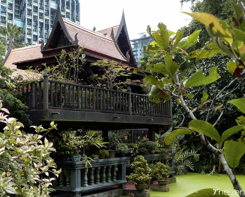 MR Kukrit's Heritage Home, Bangkok
