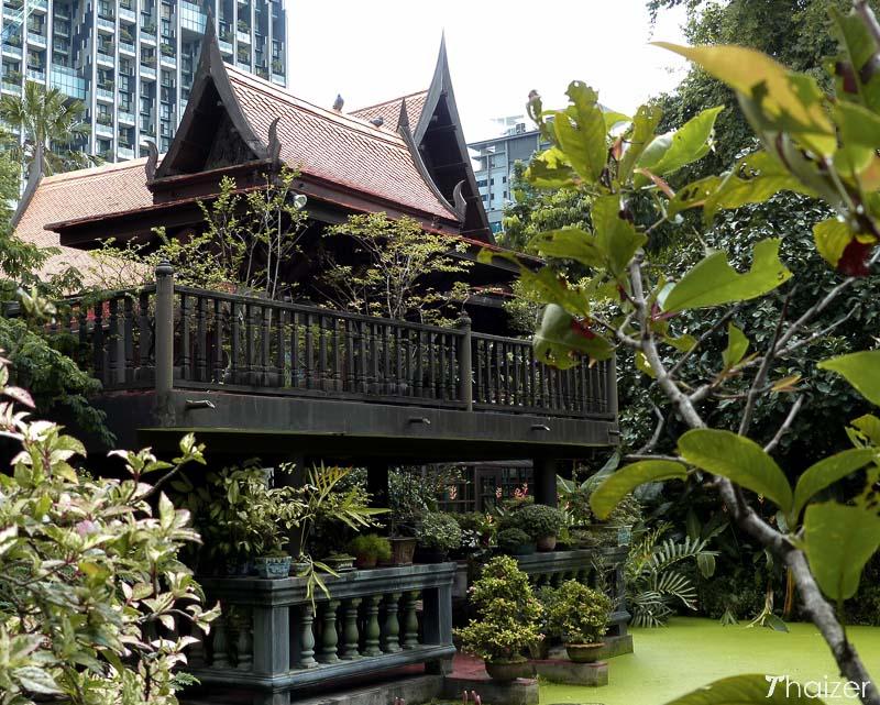 MR Kukrit's Heritage Home, Bangkok