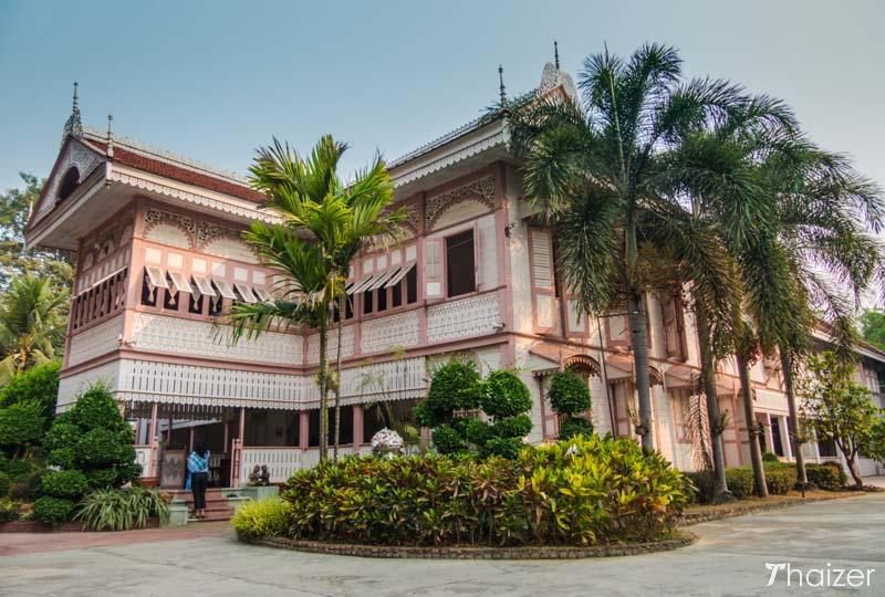 Wongburi House (Ban Vongburi), Phrae