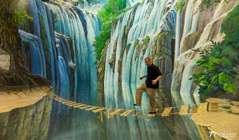 Art in Paradise (Illusion Art Museum), Chiang Mai
