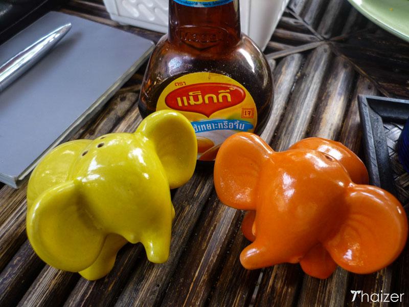 elephant condiments