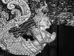 Chiang Mai Silver Temple