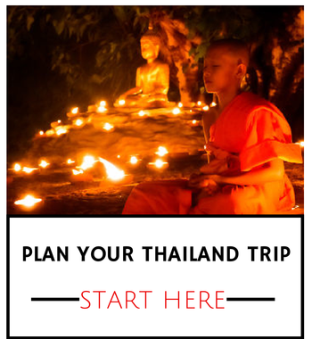 plan your trip to Thailand