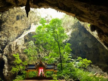 Phraya Nakhon Cave near Hua Hin, Thailand