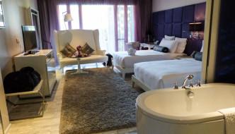 guest room at Hua Chang Heritage in Bangkok