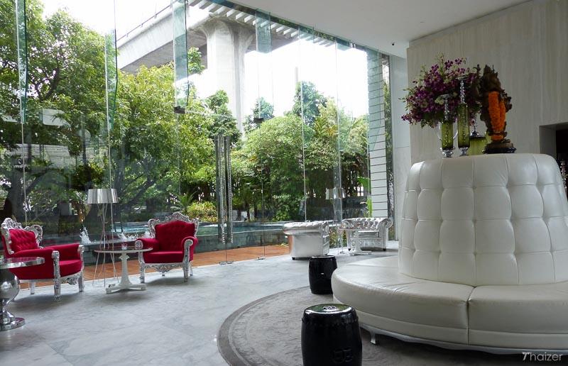 lobby and reception area