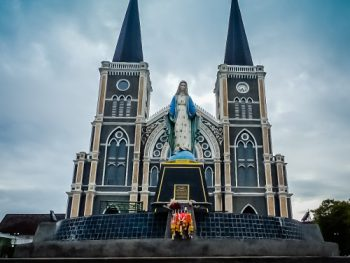 Cathedral of the Immaculate Conception, Chantaburi