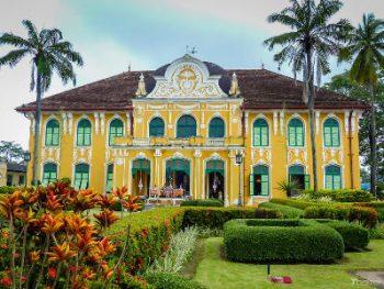 Chao Phraya Abhaibhubejhr Hospital and Thai Traditional Medicine Museum Prachinburi