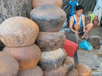 Ban Baat Monks Bowl Community, Bangkok