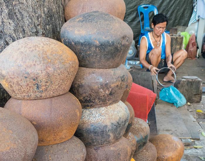 Ban Baat Monk's Bowl Community, Bangkok