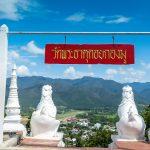 Wat Phra That Doi Kong Mu, Mae Hong Son