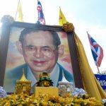 Thai King Makes Public Appearance at Bangkok Hospital