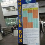 Bangkok airport free shuttle bus