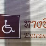 Thailand for disabled visitors