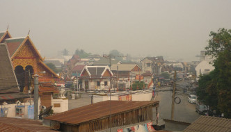 The Annual Haze and Smog Problem in North Thailand