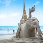 Wan Lai Festival in Bang Saen: Sand Sculptures and Sanuk by the Sea