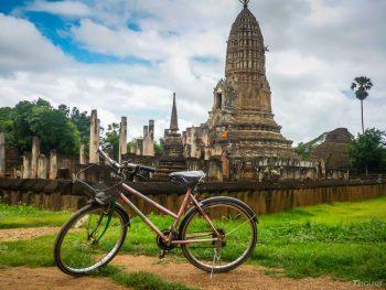 Si Satchanalai Historical Park, Sukhothai, Thailand