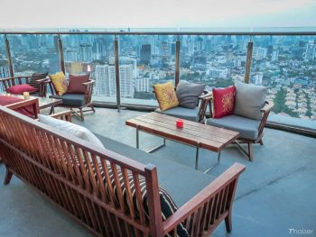 Cielo Skybar and restaurant, Bangkok