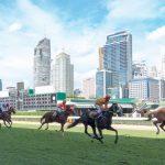 Sunday Afternoon Horse Racing at Royal Bangkok Sports Club