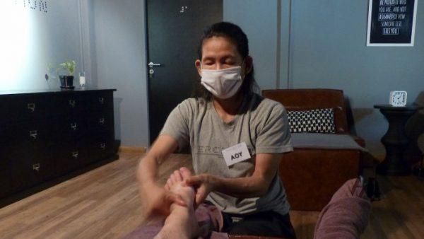 Perceptions Blind Massage, Bangkok
