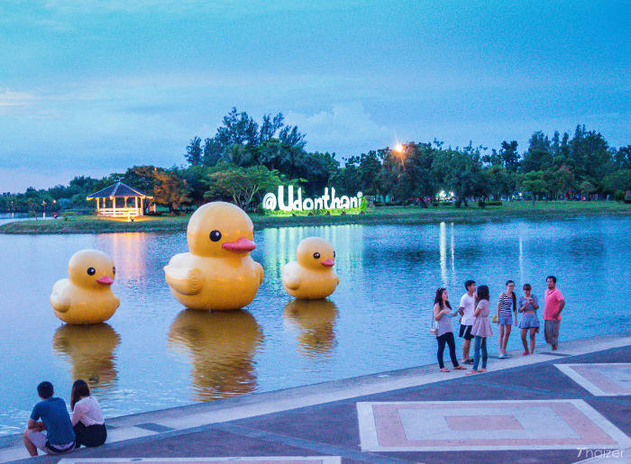 Nong Prajak Park Udon Thani