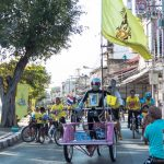 Nationwide 'Bike for Dad' Event Honours Thai King
