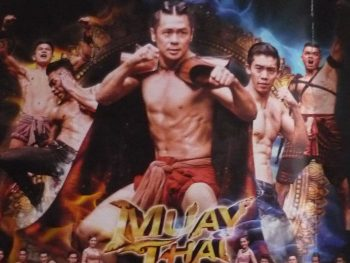 Muay Thai Live stage-show, Bangkok
