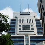 Bangkok Robot Building Adding Sanuk to the Skyline