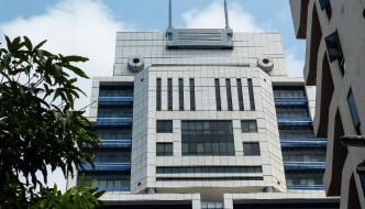 Bangkok robot building