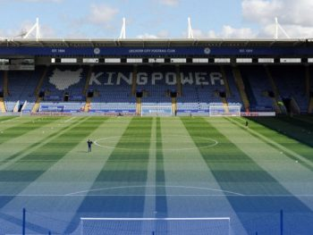 King Power Stadium Leicester City FC