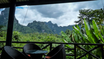 Hotel Review: Anurak Community Lodge, Khao Sok