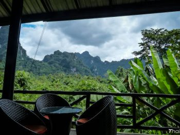 Anurak Community Lodge, Khao Sok