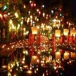 Chiang Mai Yi Peng Festival and Mae Jo Lantern Release, 2016