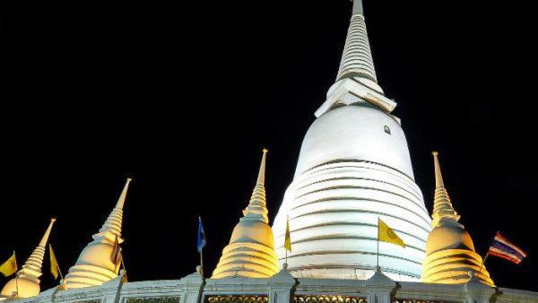 Bangkok night-time tuk-tuk tour