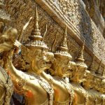 Visiting the Grand Palace and Temple of the Emerald Buddha, Bangkok