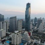 Tallest Building in Thailand Officially Opened