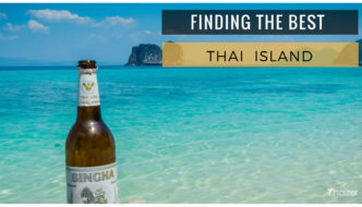 finding the best Thai island to stay