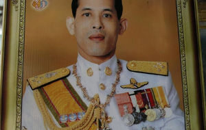King Rama X of Thailand