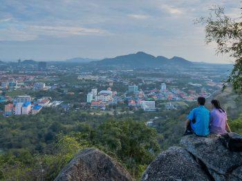 Khao Hin Lek Fai Viewpoint, Hua Hin