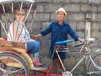 Chiang Mai samlor tour