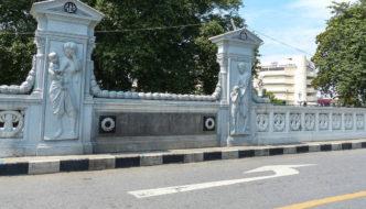 Crying Bridge, Bangkok