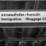Delays Clearing Immigration at Bangkok Airports
