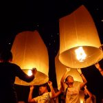 Updates on the Mass Sky Lantern Release at Mae Jo, Chiang Mai