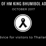 King of Thailand's Funeral Ceremony: Advice for Tourists