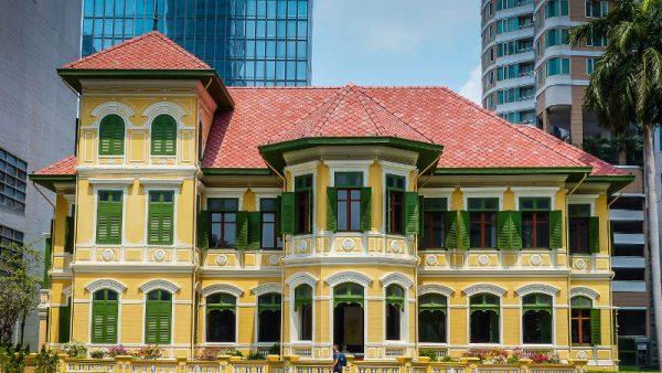 House on Sathorn, Bangkok