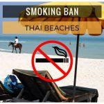 Smoking Ban for Thailand's Beaches