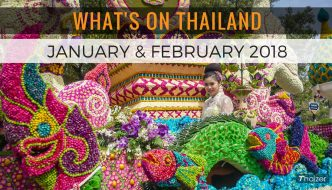 What's on Thailand: January & February 2018