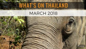 What's on Thailand: March 2018