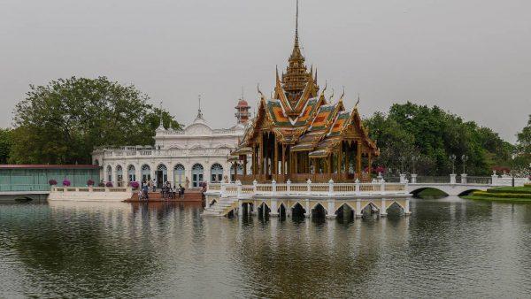 Bang Pa In Palace, Ayutthaya